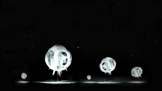 Nuclear explosions caught by Harold Edgerton's rapatronic camera